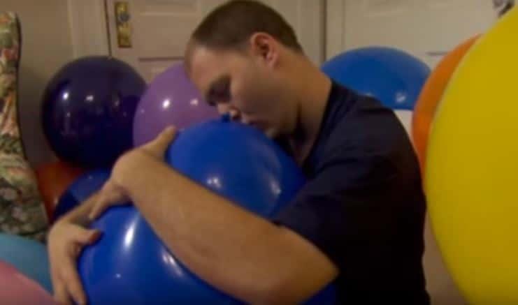 amor por los globos
