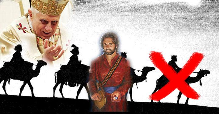 Artab n el cuarto rey mago que censur la iglesia cat lica for El cuarto rey mago