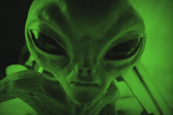 Cabezas de extraterrestres en piedra - alienígenas en México
