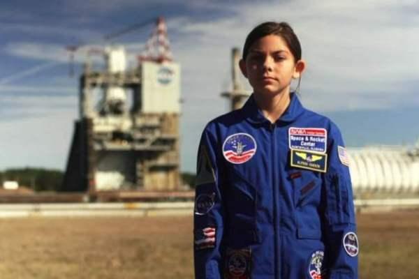 Alyssa Carson: la niña de 15 años que quiere morir en Marte