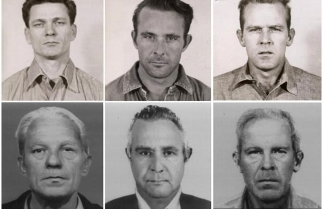 fugitivos de alcatraz